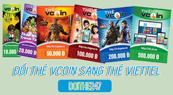 Thẻ Vcoin là gì? Mua thẻ Vcoin online thế nào?