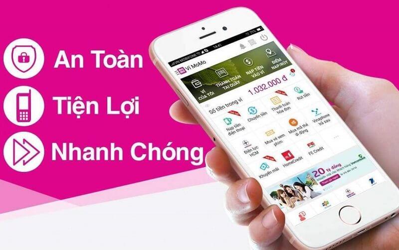 Nạp tiền và thanh toán trên AppStore bằng ví MoMo